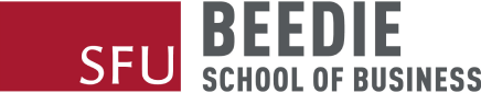beedie school of business logo
